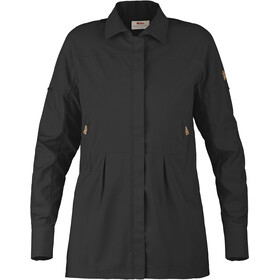 Fjällräven Abisko Breeze Shirt Damen dark grey